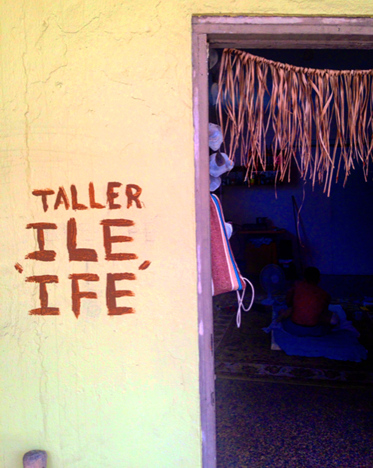 ILE IFE Welcome foto