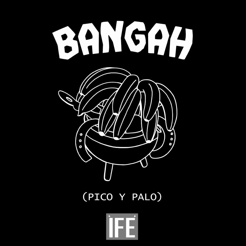 BANGAH SINGLE ARTWORK